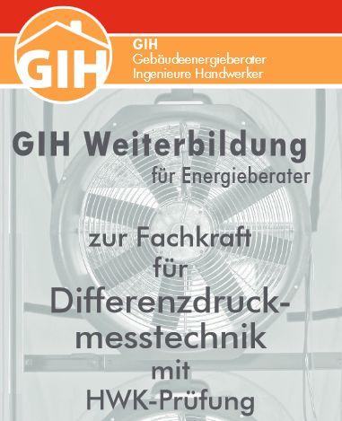 Ausbildung zur Fachkraft für Differenzdruckmesstechnik – mit Handwerkskammerprüfung: Start ab 15.03.2014