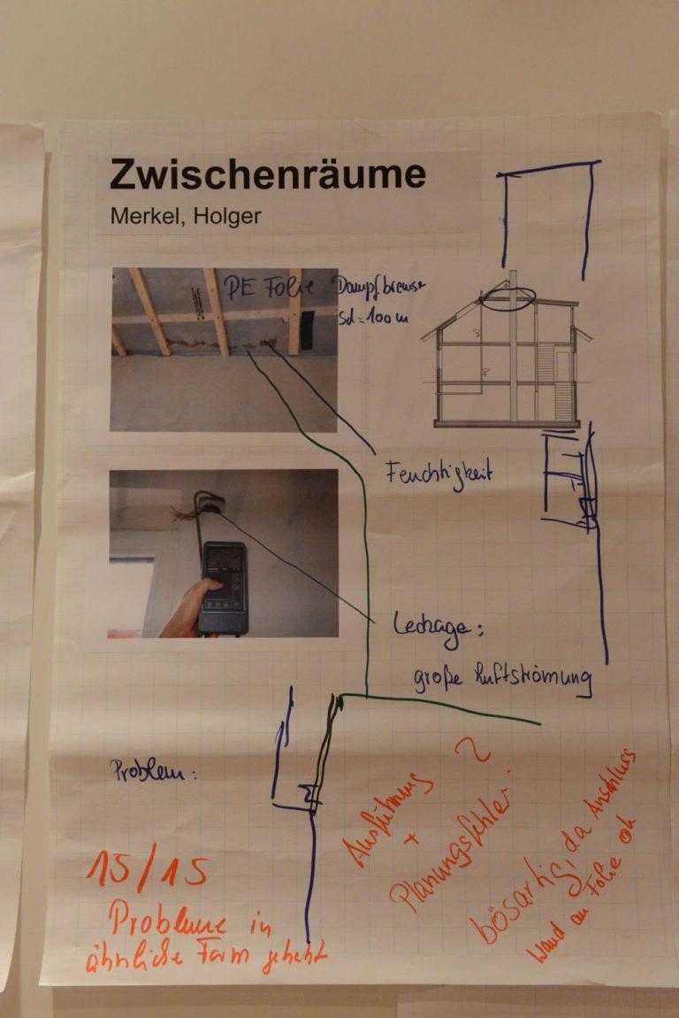 Leckagebewertung auf der FLiB-Tagung 2014 in Berlin