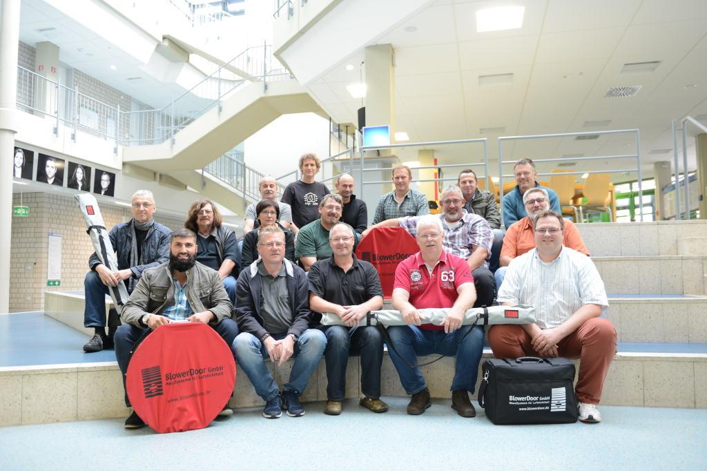 Teilnehmer der Kurses 2014
