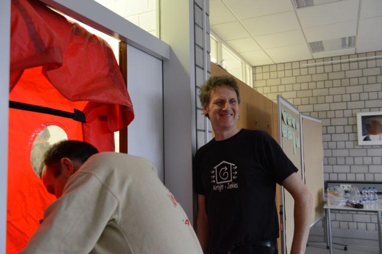 Weiterbildung zum Blower-Door-Experten mit Handwerkskammer-Prüfung