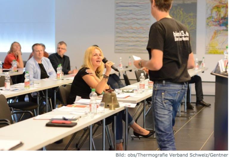 Pressespiegel: Blower-Door-Tagung Schweiz in Fachmagazin GFF