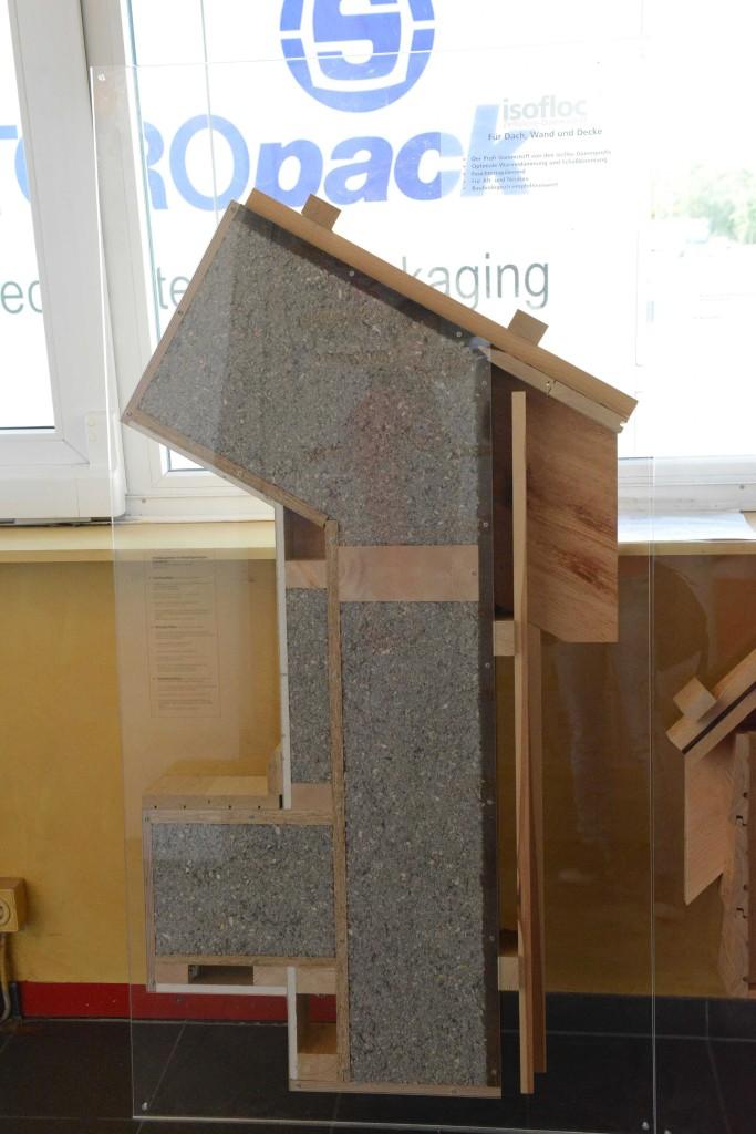 Dach-Wand-Decke-Modell