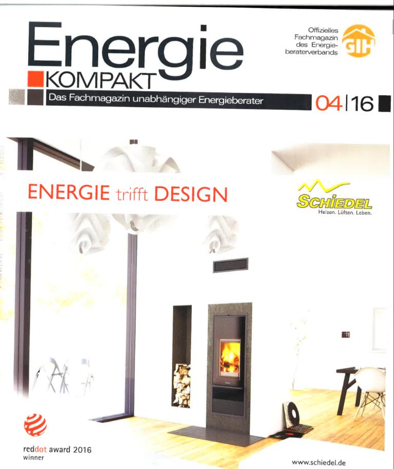 Fachartikel: Die Rolle der Fenster bei der dichten Gebäudehülle in Energie Kompakt