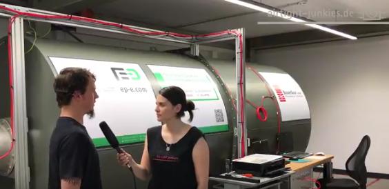Kalibrierung von Blower-Door-Messgeräten ist Pflicht – Live aus dem Prüflabor
