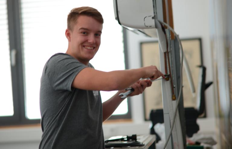 Warum wir bei Gaßmann Gebäudetechnik GmbH glücklich sind