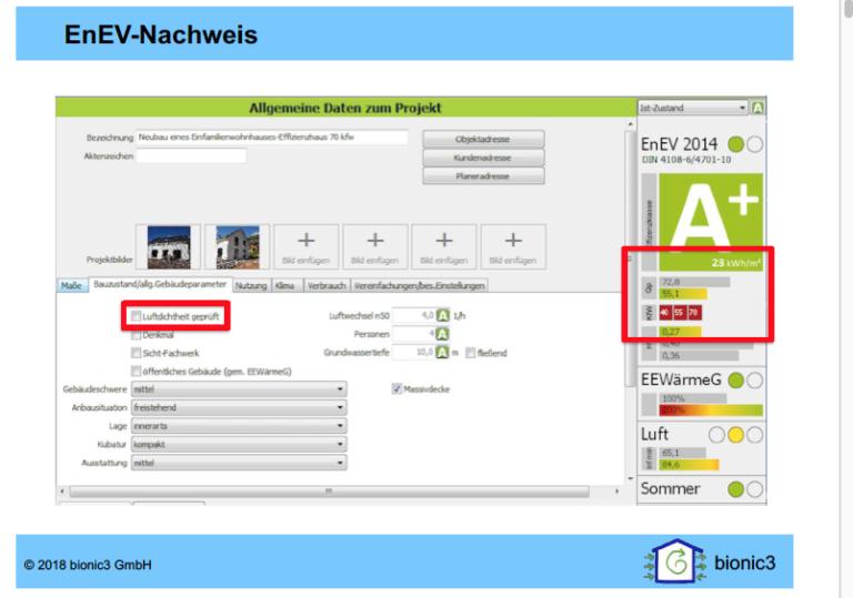 Das Blower-Door-Verfahren und die Bedeutung der Luftdichtheit bei modernen Gebäuden – Präsentation als PDF zum Download