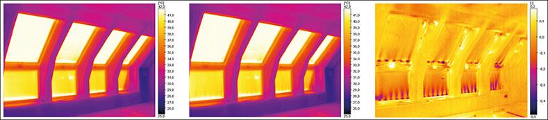 Leckagesuche mit Thermografie und Infrarotkamera