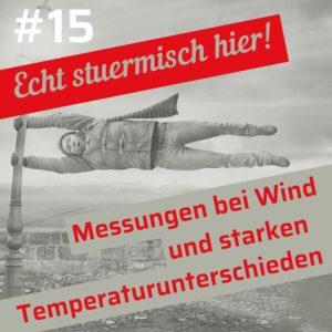 Blower-Door-Messungen, starker Wind und TemperaturunterschiedeHilfe, wenn es stürmt und eiskalt ist. So laufen Blower-Door-Tests bei schlechtem Wetter ab